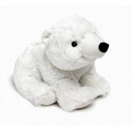 Bouillotte peluche Ours polaire