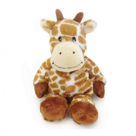 Bouillotte peluche Girafe
