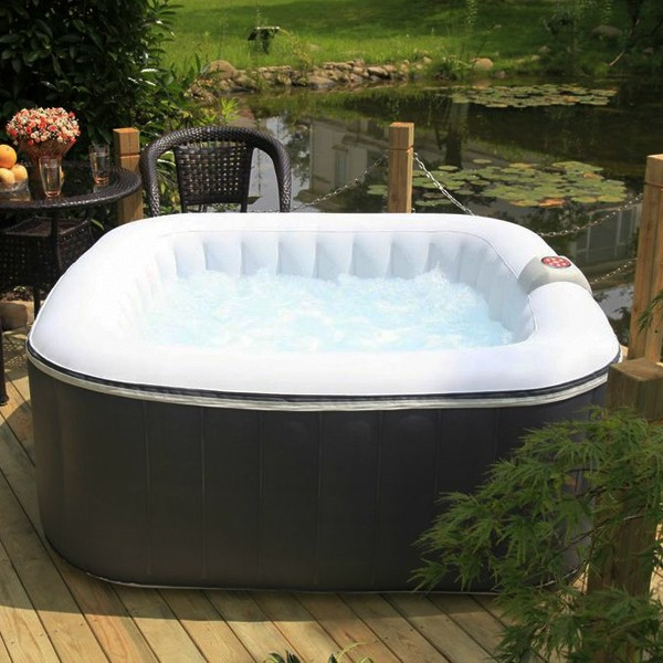 spa ospazia noir 2 places carr ac01 spa jacuzzi. Black Bedroom Furniture Sets. Home Design Ideas