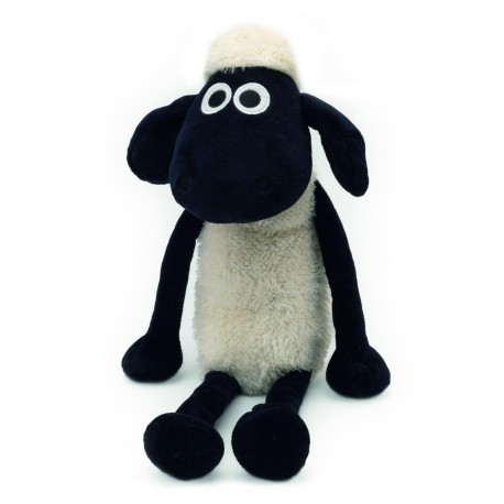 Bouillotte peluche Shaun le mouton