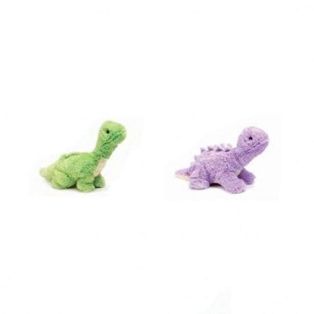 PROMOTION -  2 bouillottes dinosaure