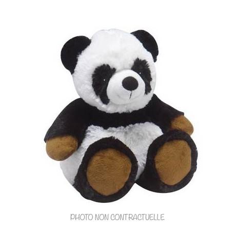bouillotte peluche panda bouillotte micro ondes. Black Bedroom Furniture Sets. Home Design Ideas
