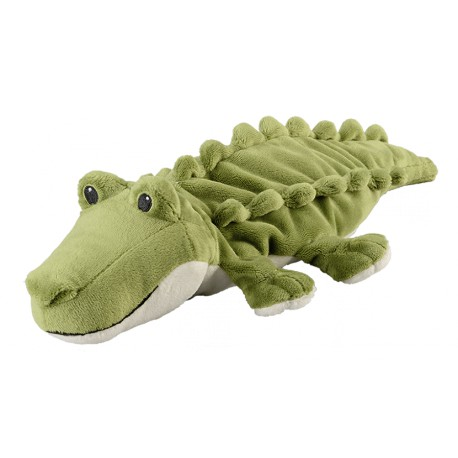 Bouillotte peluche Crocodile Junior