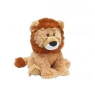 Bouillotte peluche Lion