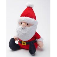 Bouillotte peluche Père Noël