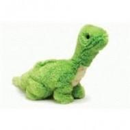 Bouillotte peluche Dinosaure vert Apatosaure