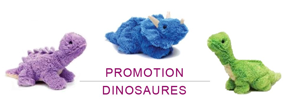 PROMOTION DINOSAURES